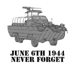 DUKW WWII T-Shirts