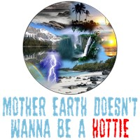 Stop global warming hippie shirts for hippies