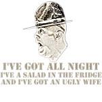 Marine Humor Sergeant T Shirt