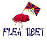 Free Tibet Tee Shirt,spoof parody humor