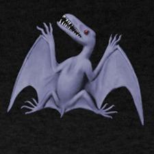 Pterodactylus crassirostris