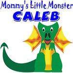 Caleb (Mommy's little monster)