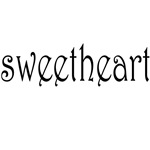 Sweetheart T-shirts & Gifts