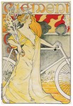Clement Bicycle Poster