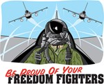 Be Proud of your Freedom Fighters!