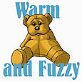 Warm and Fuzzy Bear