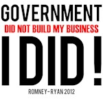 governmet did not build my business