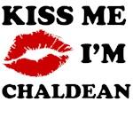 kiss me im chaldean