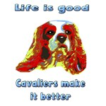 Life is good, Cavaliers make it better