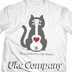 Cat Love Uke