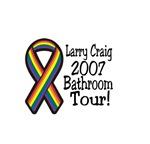 Larry Craig Bathroom tour