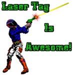 HIMYM - Laser Tag