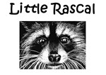 Little Rascal with Text