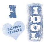 Allison Iraheta American Idol Fan Gear