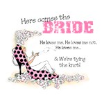 DayDreaming Bride Bridal Gifts and T-Shirts and Br