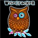 WiseCracker Owl Humor Gifts