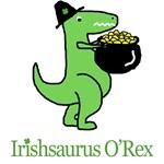 Irishsaurus O'Rex