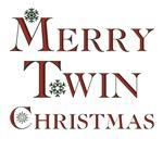 Merry Twin Christmas