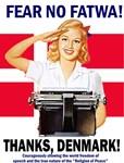 Fear No Fatwa - Thanks Denmark