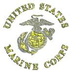 USMC emblem e14