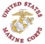USMC emblem e18