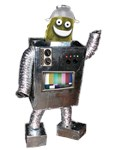 Robot Pickle
