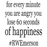 Emerson Happiness Quote