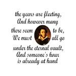 Pushkin Poem Quote