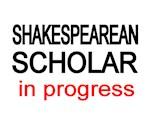 Shakespearean Scholar