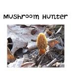 Morel Mushroom Hunter