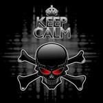 Keep Calm or Die! Black Skull