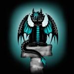 Goth Dragon