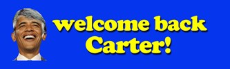 Welcome Back Carter!