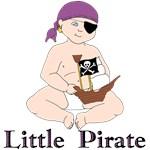 Talk Like a Pirate Day: Purple Scarf