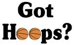 Got Hoops? t-shirts & gifts