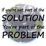 Part of the Solution t-shirts & gifts