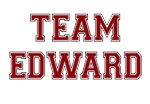 Team Edward tees & gifts