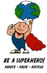 Earth Day Superhero