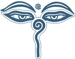 Blue Buddha's Eyes T-shirts & Gifts