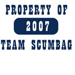 Property Of Team Scumbag