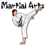 Martial Arts T-Shirts and Gifts