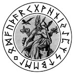 Odin Rune Shield