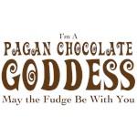 Pagan Chocolate Goddess