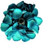 Sapphire Petal Posy