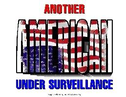 Another American Under Surveillance
