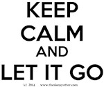 Fun: Keep Calm and Let It Go