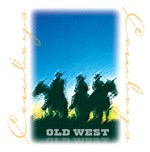 Old West 3 Riders