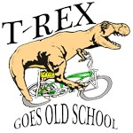 T Rex old school