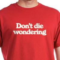 Don't Die Wondering