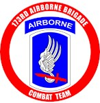 Army - 173rd AIRBORNE
